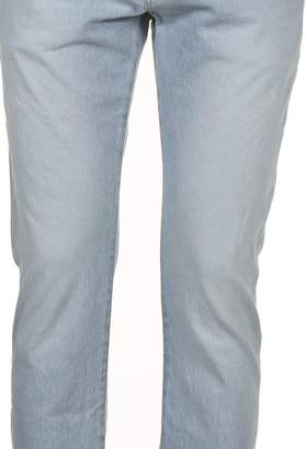 Saint Laurent Embroidered Jeans