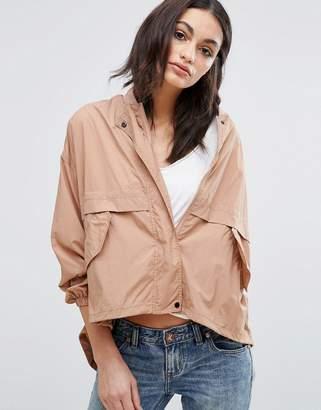 Vero Moda Lightweight Jacket $46 thestylecure.com