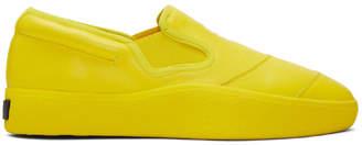 Y-3 Y 3 Yellow Tangutsu Sneakers