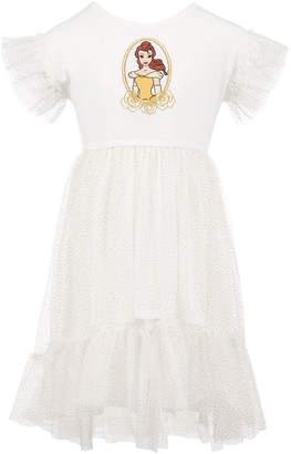 Disney Little Girls Belle Rose Dress