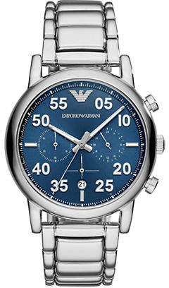 Emporio Armani Quartz Chronograph Luigi Mens Sport Watch