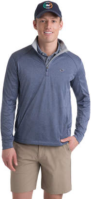Vineyard Vines Heather 1/4-Zip