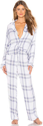 Rails Long Sleeve PJ Set