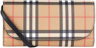 Burberry Henley Check Cross Body Bag