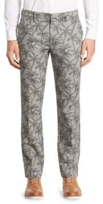 Bonobos Foundation Palm Sketch Trousers