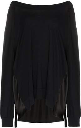 Ann Demeulemeester Long Sleeve Knitted T-Shirt