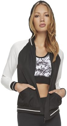 Madden NYC Juniors' Lightweight Bomber Jacket $58 thestylecure.com