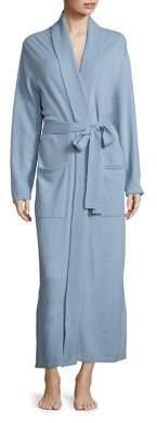Arlotta Long Basic Cashmere Robe