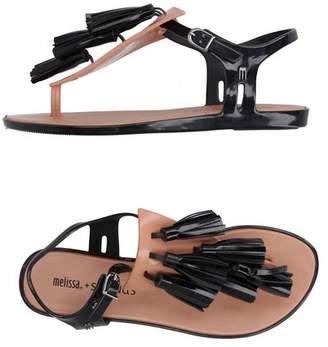 Salinas MELISSA + Toe post sandal