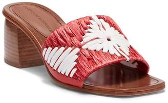 Sigerson Morrison Marnin Block Heel Sandal