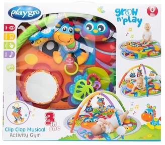 Playgro Clip Clop Musical Activity Gym