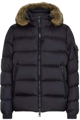 6d55b8acb Moncler Mens Fur Jacket - ShopStyle UK