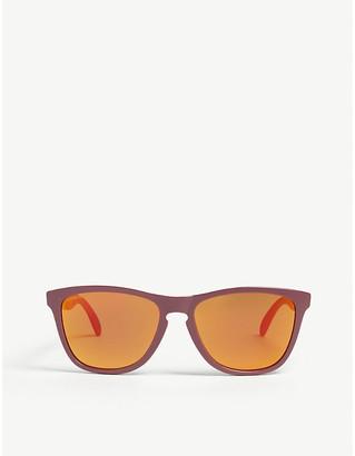 Oakley Frogskins Mix square-frame sunglasses