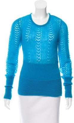 Alessandro Dell'Acqua Textured Knit Sweater