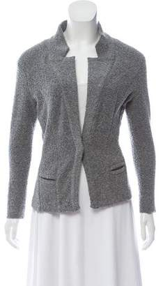 Etoile Isabel Marant Wool-Blend Long Sleeve Blazer