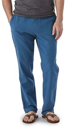 Patagonia Men's Regular Fit Back Step Pants - Regular