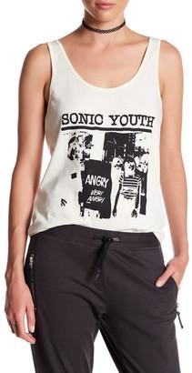 ELEVENPARIS Sonic Youth Tank $50 thestylecure.com