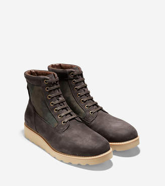 Cole Haan Men's Nantucket Rugged Plain Toe Boot