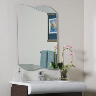 Décor Wonderland Decor Wonderland Sonia Bathroom Mirror 23.6 inx31.5 in