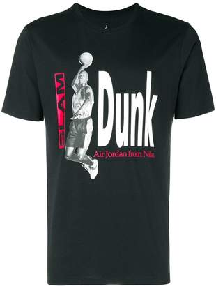 Nike Jordan Air Photo basketball T-shirt