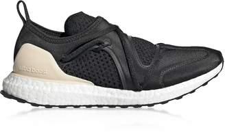 Stella McCartney Adidas Ultraboost T Black Nylon Running Sneakers