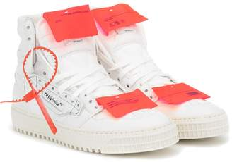Off-White Off White Off-Court 3.0 leather sneakers