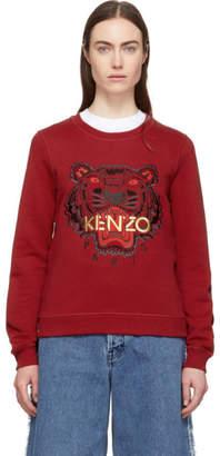 Kenzo Red Tiger Sweatshirt