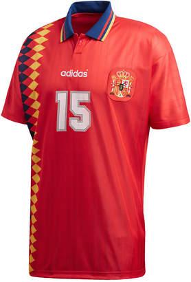 adidas Men's Originals Spain Replica Soccer T-Shirt