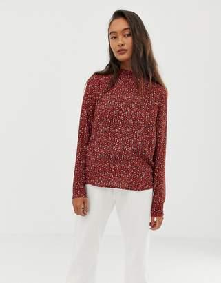 Blend She Vera leopard print blouse