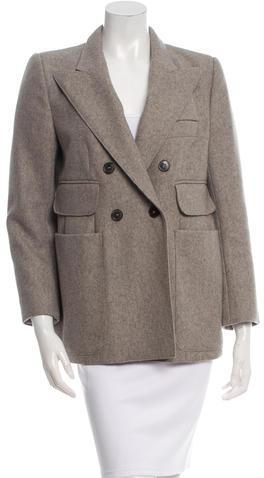 CarvenCarven Short Wool Coat