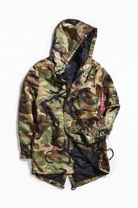 Alpha Industries M-59 Hooded Fishtail Parka Jacket