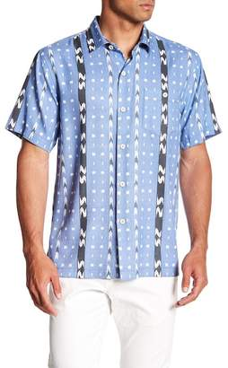 Tommy Bahama Ikat Don't Stop Original Fit Shirt