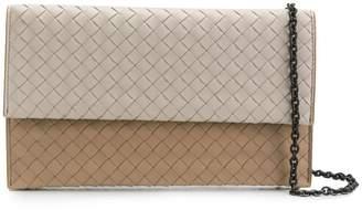 Bottega Veneta intrecciato wallet bag