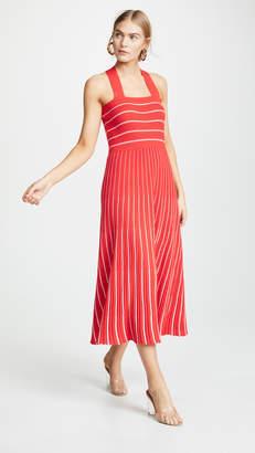 Sonia Rykiel Halter Neck Knit Dress