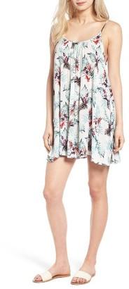 Women's Roxy Windy Fly Away Swing Dress $44 thestylecure.com