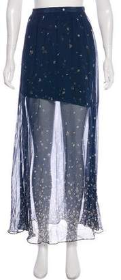 Opening Ceremony Printed Maxi Skirt