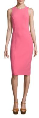 Michael Kors Collection Sleeveless Wool Dress $1,695 thestylecure.com