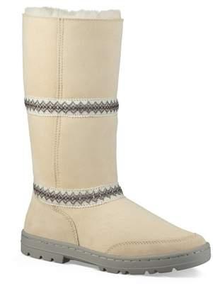 UGG Revival Genuine Shearling Boot (Women) (Narrow Calf)