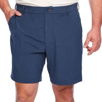 Izod Solid Hybrid Short Hybrid Shorts-Big and Tall