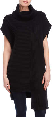 Derek Lam Oversized Turtleneck Cashmere Tunic