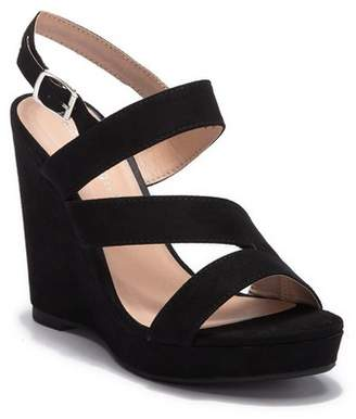 Madden-Girl Ollie Wedge Sandal