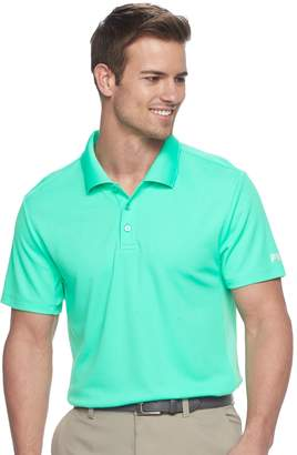 Equipment Fila Sport Golf Men's FILA SPORT GOLF Fitted Pro Core Performance Polo