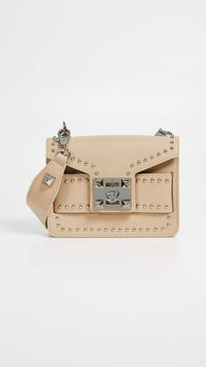Mila Louise Salar Studs Crossbody Bag