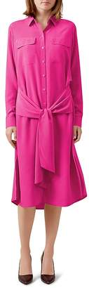 HOBBS LONDON Lucy Silk Dress - 100% Exclusive $395 thestylecure.com