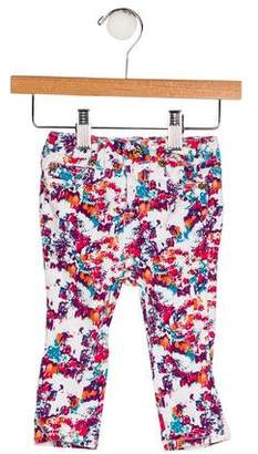 7 For All Mankind Girls' Printed Pants