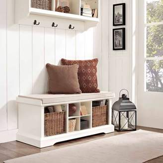 Crosley Generic Furniture Brennan Entryway Storage Bench, Multiple Colors