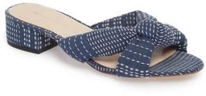 Loeffler Randall Elsie Knotted Slide Sandal