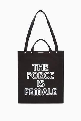 Rebecca Minkoff Force Is Female Magazine Tote