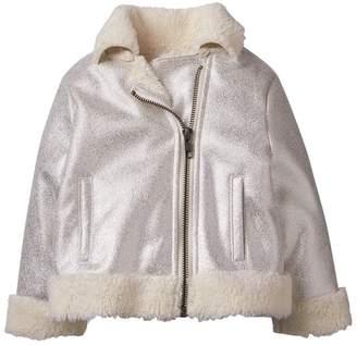 Crazy 8 Sparkle Sherpa Jacket
