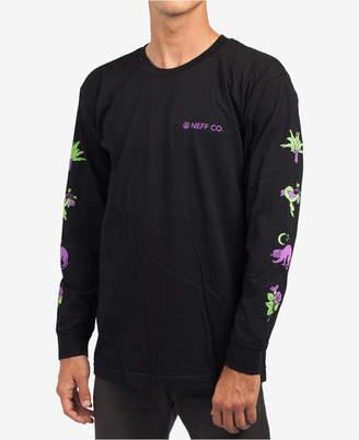 Neff Men's Critter Graphic T-Shirt